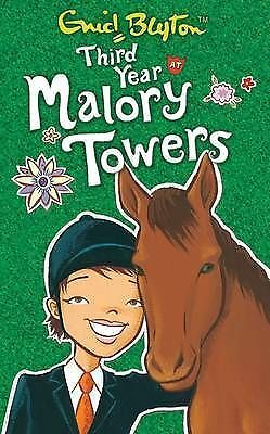 Third Year at Malory Towers by Enid Blyton (Paperback, 2006)