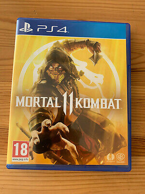 Mortal Kombat 11 (PlayStation 4 , 2019)