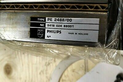 Philips glass scale set, PE 2488/00 (~950mm) &(~480mm)