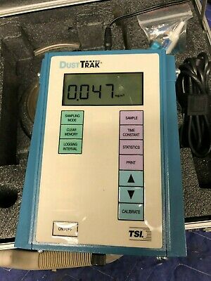TSI DustTRAK 8520 Aerosol Monitor w/TrakPro Software