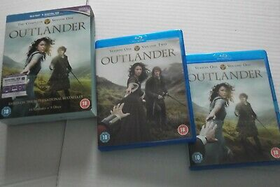 Outlander - Season 1 Bluray 5 Dvd Box Set