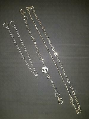 Free Postage - Korean Japan Style Jean Chain Set of 2 - Mix and Match