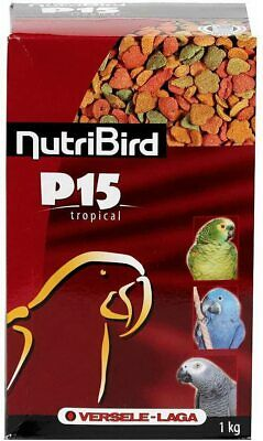 Versele Laga Nutribird P15 Tropical Estrusi per Pappagalli