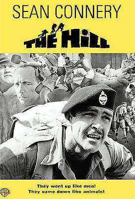 The Hill (DVD, 1965) SEAN CONNERY  MINT