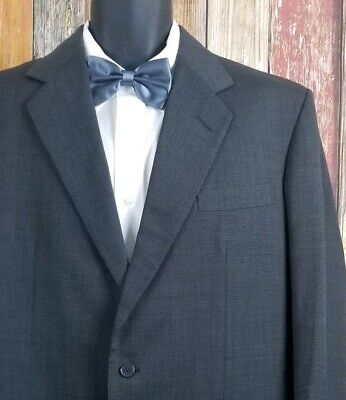 Anderson & Sheppard Savile Row England Gray 2 Piece Suit 46 Regular 42x33
