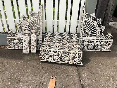 Decorative Vintage Wrought Iron