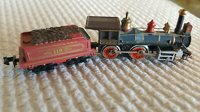 RailRoad Locomotive and Coal tender Union Pacific 109 Excellent Condition