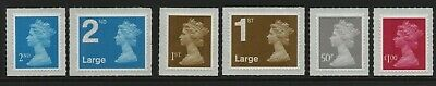 GB STAMPS 2009 Machin Definitives Set Unmounted Mint MNH