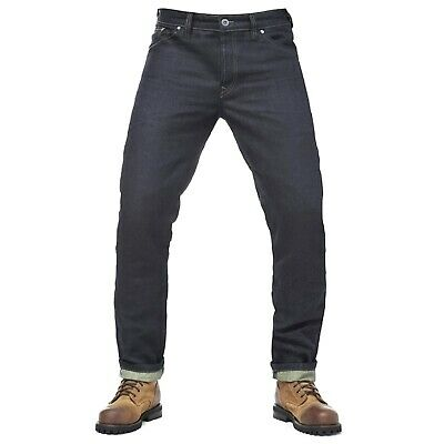 Fuel Greasy Collection Aramid Denim Jeans - Blue - All Sizes