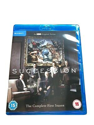 Succesion: The Complete First season