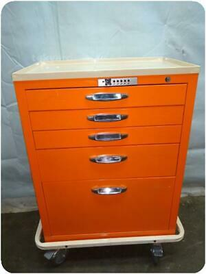 5 Drawers Tool Utility Cart / Storage Cabinet @ (235101)