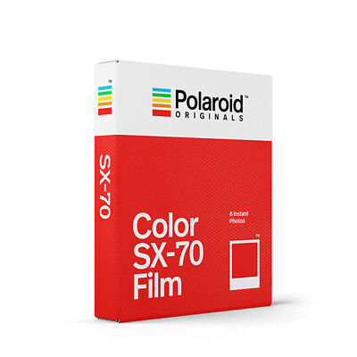 Polaroid Originals Color Instant For SX70 SX-70 Camera Film Fresh