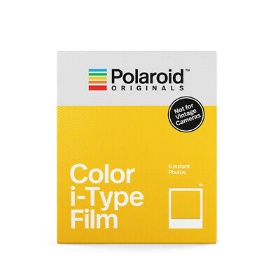 Polaroid Originals  Color Instant OneStep2  For i-type Camera Film Fresh