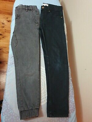 Boys Size 6 And 7 Seed & Witchery Jeans