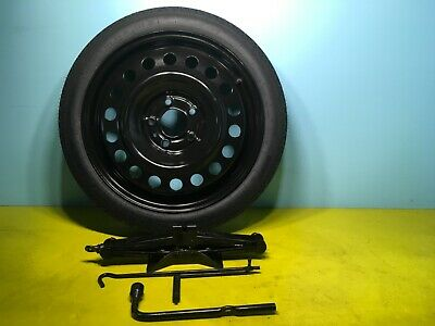 Compact Spare Tire With Jack Kit Fits: 2020 Gmc Terrain