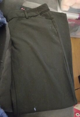 Women's XOXO Black Dress Pants Size 1