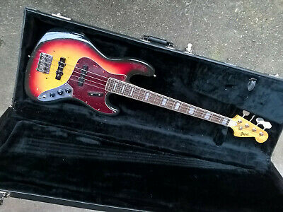 70´s Ibanez Jazz Bass Made in Japan + Case