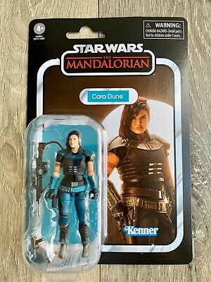 Star Wars The Mandalorian Cara Dune VC164 Vintage Collection Kenner Brand New
