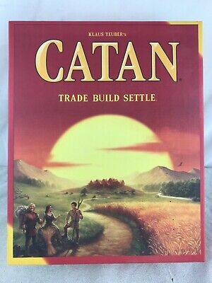 Catan CN3071 Standard Board Game