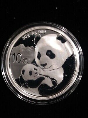 2019 China 2-Coin 30 gram Silver Colorized Panda Day//Night Set SKU#186073
