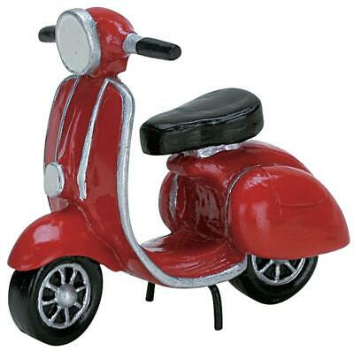 Lemax - Scooter (74610) LAST ONE IN STOCk !