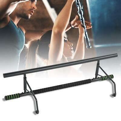 Workout Bar Chin-Up Pull-Up Horizontal Fitness Doorway Trainer for Home Gym Tool