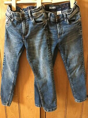 Boys Next Skinny Jeans Bundle Age 6