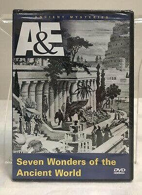 Seven Wonders of the Ancient World DVD. New