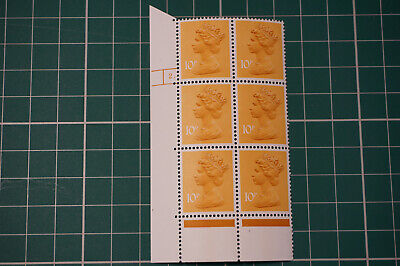 Great Britain Decimal Machin Cylinder Blocks MNH PLEASE CHECK THE LIST