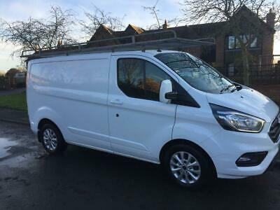 2018 Ford Transit Custom 280 Limited - 130bhp - NO VAT
