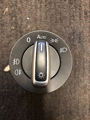 Vw Audi Seat Skoda Headlight Switch 3C8941431A
