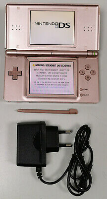 Nintendo DS Lite in metallic rose #1