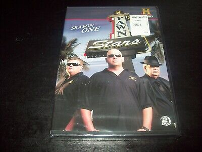 Pawn Stars (DVD) Season One..History Channel.................BRAND NEW & SEALED!