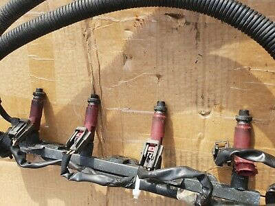 Mx5 Mk2 1.8 Fuel Rail and Injectors