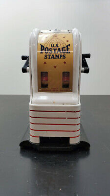 U.S. Postage Stamps 1940s-50s Vintage Vending Machine from The Northwest Corp