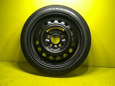 Spare Tire Fits: 2020 Chrysler Voyager 17 Inch