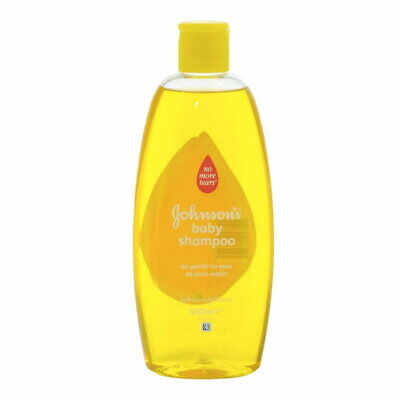 500mL Johnsons Baby Shampoo No More Tears  ✈️ SAME DAY SHIPPING ✈️