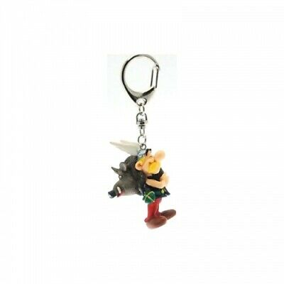 Asterix - Asterix with Wild Boar - Key Ring