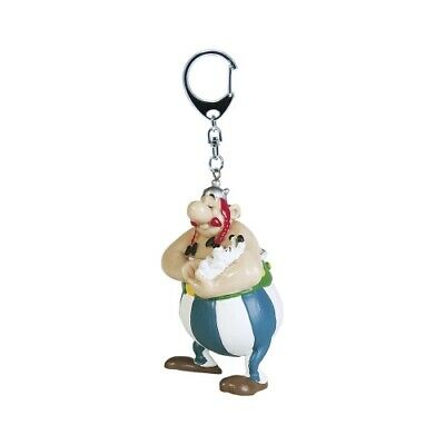 Asterix - Obelix with Idefix - Key Ring