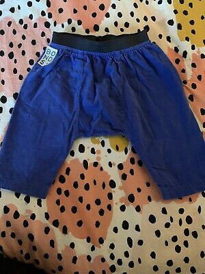 Bonds Boys Girls Blue Leggings Pants Size 00
