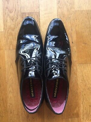 Windsor Smith Ramba Black Dress Shoes