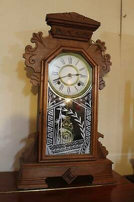 A Lovely Antique Ansonia Mantle Clock