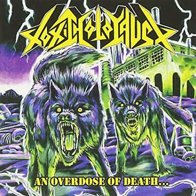 Toxic Holocaust - An Overdose Of Death - ID4z - CD - New
