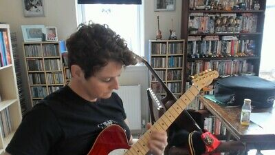 Beginners Online Guitar Class Saturday 9th May 1pm