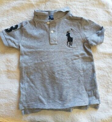 Ralph Lauren boys polo shirt. Size 4-5y