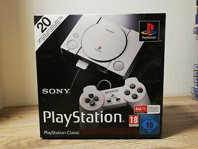 Sony Playstation Classic Mini SCPH-1000R