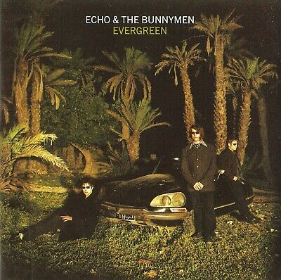 828 905-4 - Echo  The Bunnymen - Evergreen - ID5660z - Cassette