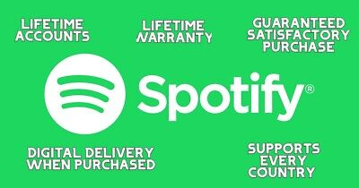 🔥👀Spotify Premium LIFETIME KEYS | Instant Delivery | Warranty+Support✅💥
