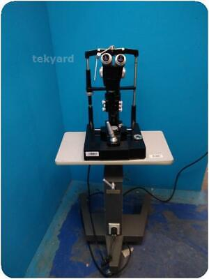 American Optical Ao 11665 Ophthalmic Table Top Slit Lamp @ (238818)