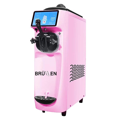 Brullen Baby Countertop - Pink Ice Cream & Frozen Yoghurt Machines
